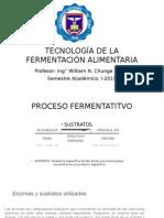 Unidad II clases de fermentaciones