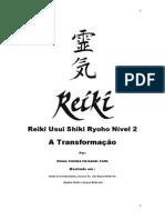 Reiki Usui Shiki Ryoho Nível 2