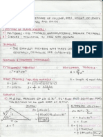 Solid Mensuration Part 1
