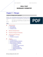 Inorganic Chemistry Chapter 05