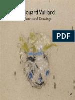 Vuillard Drawings Pastels