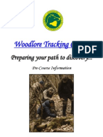 Woodlore Tracking Course Pre Course Information