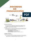 Los Procesos de Producción