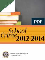 School Crime 2012-2014