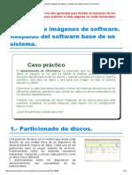 Tema-3 FHW Creación de Imágenes de Software