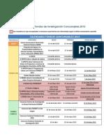 Calendario Fondos Concursables 2015 (1)