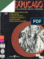Bbltk-m.a.o. E-005 Vol I Fas 012 - Lo Inexplicado - Cómo Informar de Un Ovni - Vicufo2