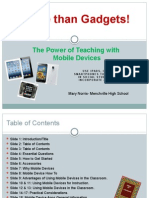 teaching with mobile devices mary norris