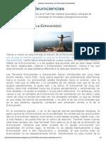 Evolución y Neurociencias_ Los Trotamundos (La Extroversión)