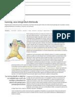 Lassnig, una integridad obstinada | Babelia | EL PAÍS