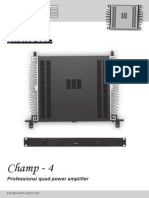 Champ 4 Manual