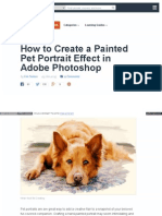 How to Create a Painted Pet
