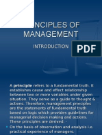 Principles of Management (2)