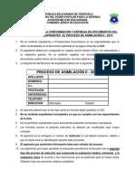 Proceso de Asimilación en la aviación 2015