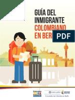 Guía Del Inmigrante 2015