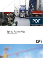 CPi - Spray Foam Rigs
