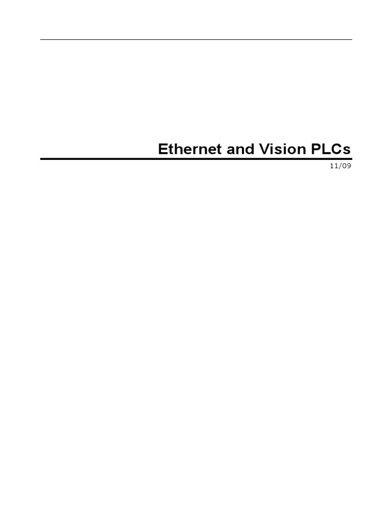 Ethernet Amp Vision | Port (Computer Networking) | Network