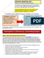 p5 culminating project 2015 - introduction and overview