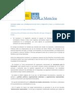 2015 04 17 Referencia Consejo de Ministros LEY DE CONTRATOS SECTOR PÚBLICO + SECTORES ESPECIALES