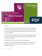 Pakistanis in Australia Vol 5 Issue 13