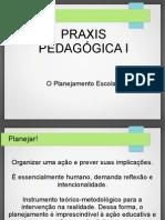 Aula de Praxis Pedagogica