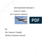 Air Logistics Analysis