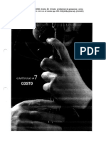 PMP PMI Contabilidad de costos