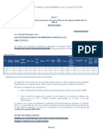 Anexos Convocatoria Para El Piloteo de Reactivos Guía de Certificación d...