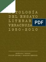 Antologia Ensayo Veracruzano