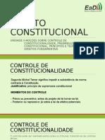 Constitucional - Unidade II