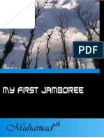 My first jamboree