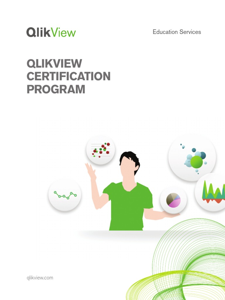 Qlikview Certification Program V2pdf Educational Technology