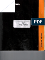 Manual de Intruções DC13 PDE Motor Industrial Pt-BR 2 161 110