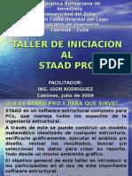 Iniciacion Al Staadpro