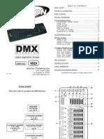 Dmxoperator Manual