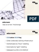 Surfnet - Eduroam