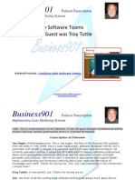 Coaching Agile Software Teams