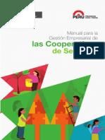 Manual para Cooperativas de Servicios