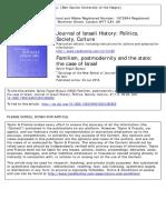 Familialism in Israel