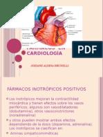Fármacos en Cardiología