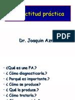 Fibrilación Auricular - Actitud Práctica
