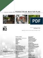 University City, MO -  Bicycle Pedestrian Plan Final Plan