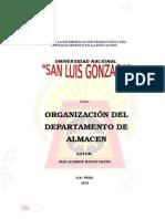 ORGANIZACIÓN ADMINISTRATIVA DE ALMACEN.docx