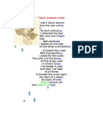 Human Values - Poem