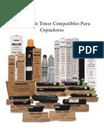 Catalogo de Toner Compatibles Para Copiadoras(1)