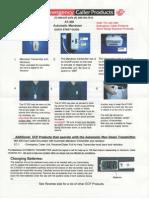 United Security AT-300 User Manual