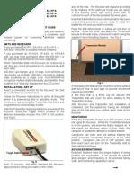United Security EAXP5 User Manual
