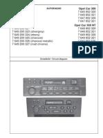 blaupunkt opel car 300 manual compact cassette radio rh scribd com blaupunkt car stereo manual stereo blaupunkt daytona mp26 manual