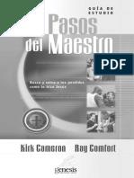 42 Los Pasos Del Maestro Guia de Estudio