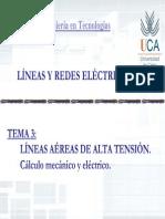 Tema 3. Líneas Aéreas de Alta Tensión. FINAL (3)